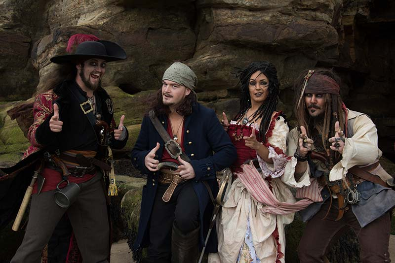 Whitby Pirate Festival