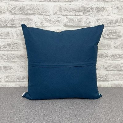'Parkol Marine' Cushion By Whitby Artist Kate Smith