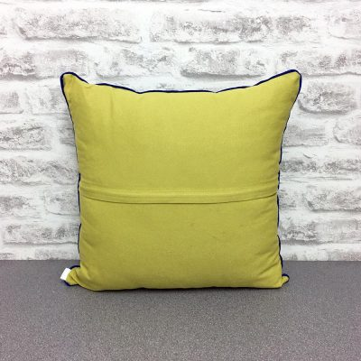 Anchorec cushion by Kate Smith of Whitby