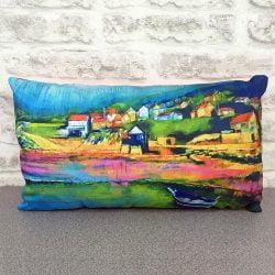 Runswick Bay Cushion