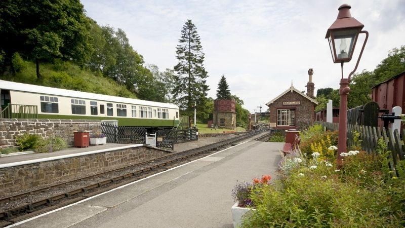 Goathland Train Station