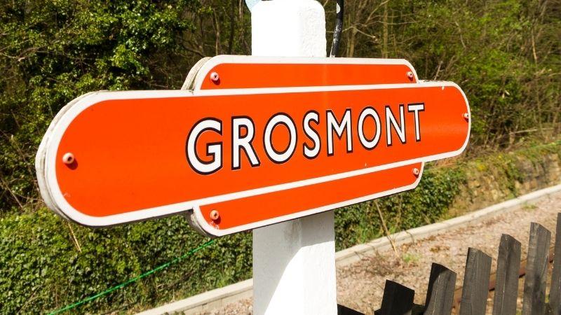 North York Moors Railway Grosmont