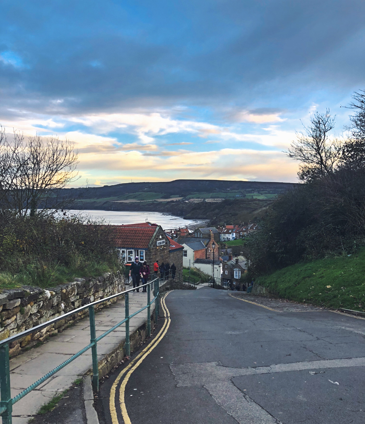 Robin Hood's Bay is a must visit location if you are spending a week in Whitby