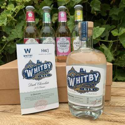 The Smuggler Whitby Gin Hamper