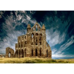 Whitby Abbey Limited Edition Print
