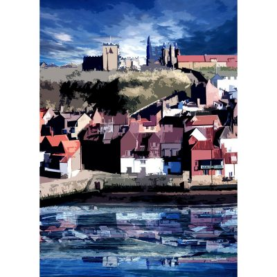 Whitby View Limited Edition Print