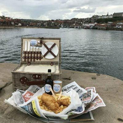 Whitby Sea Salt Picnic Basket