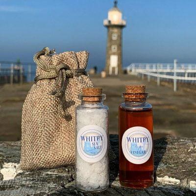 Whitby Sea Salt & Whitby 'Proper' Vinegar