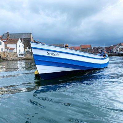 Whitby Sea Salt Fishing Cobble