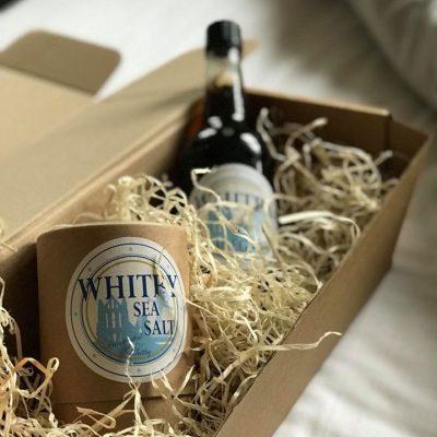 Whitby Sea Salt & Vinegar Boxed