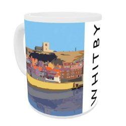 Whitby Harbour Mug