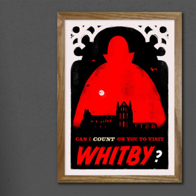 Can I Count On You To Visit Whitby?