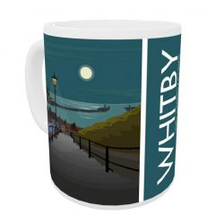 Whitby 199 Steps Mug