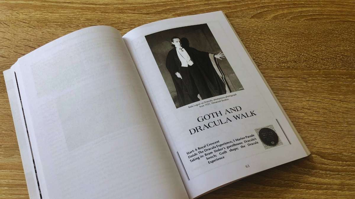 Historic Walking Guides, Whitby by Paul Chrystal. Our Review!