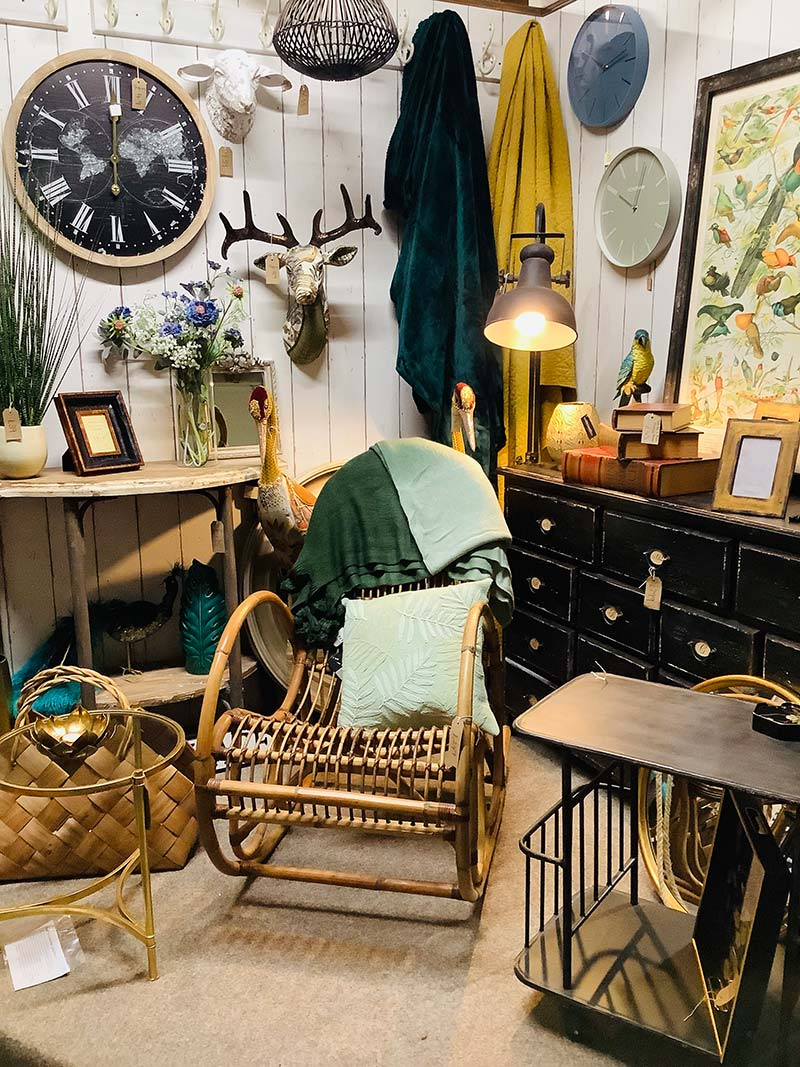Pennyclare Shop Inside