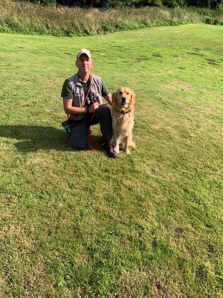 Dave from Brackenhill Kennels