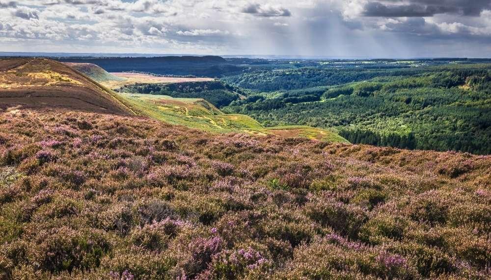 Hole of Horcum, North York Moors Walks