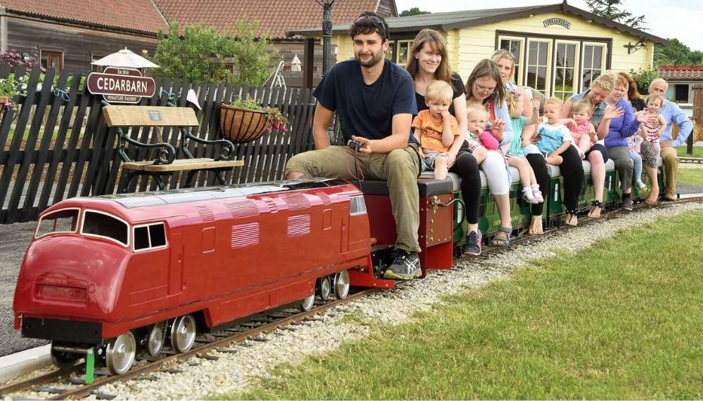 North York Moors Miniature Railway