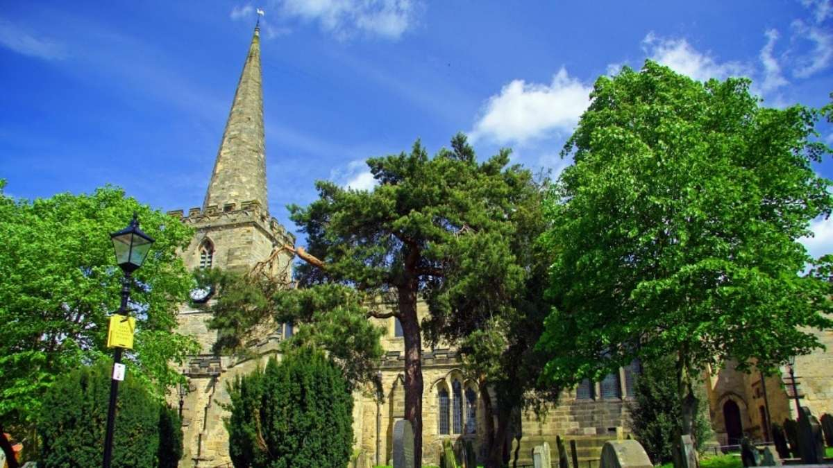 St Peter's and St Paul's Church