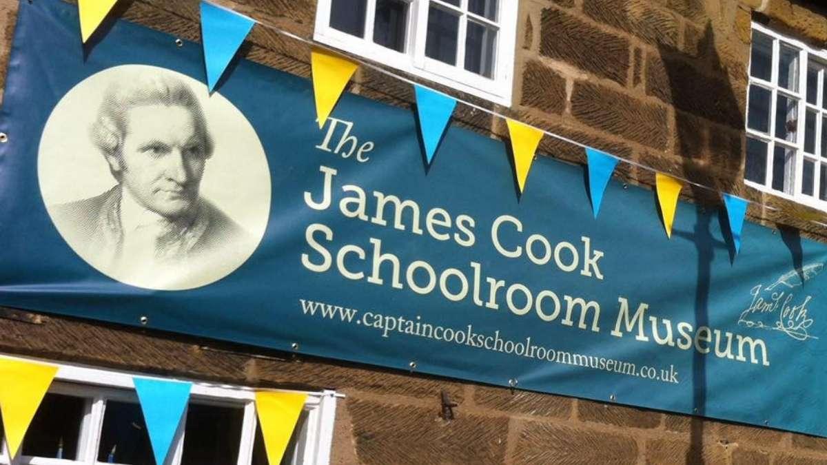 The James Cook Schoolroom Museum