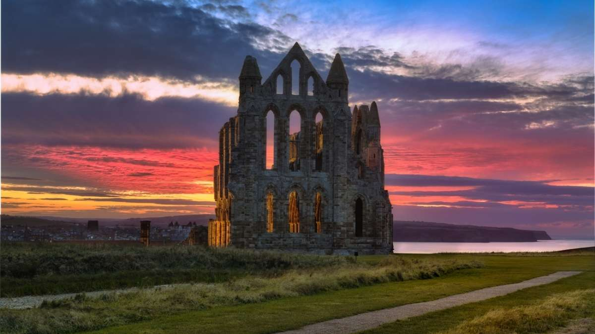 Whitby Abbey is one of North Yorkshires most visited attractions.