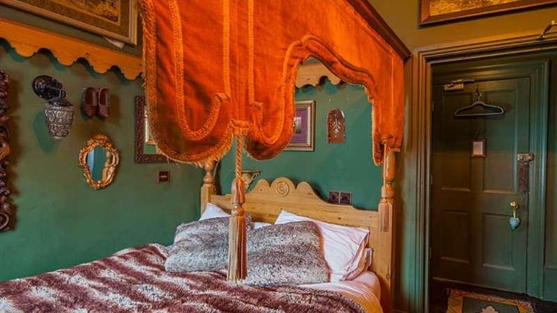 La Rosa luxury hotel in Whitby
