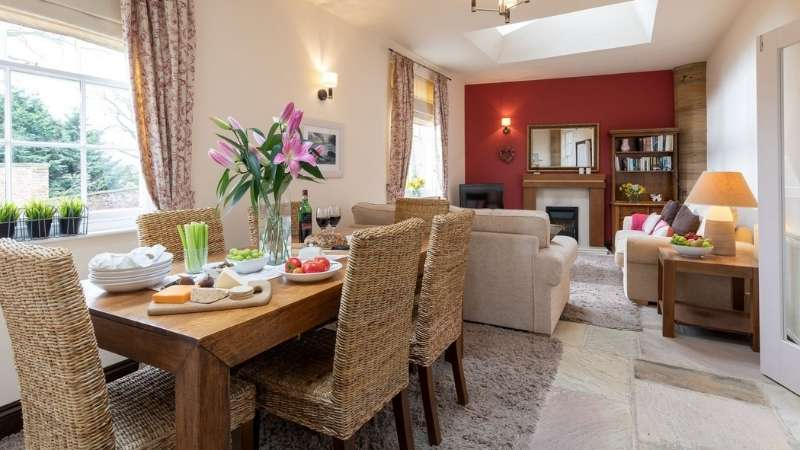 Mews luxury holiday cottage in Whitby