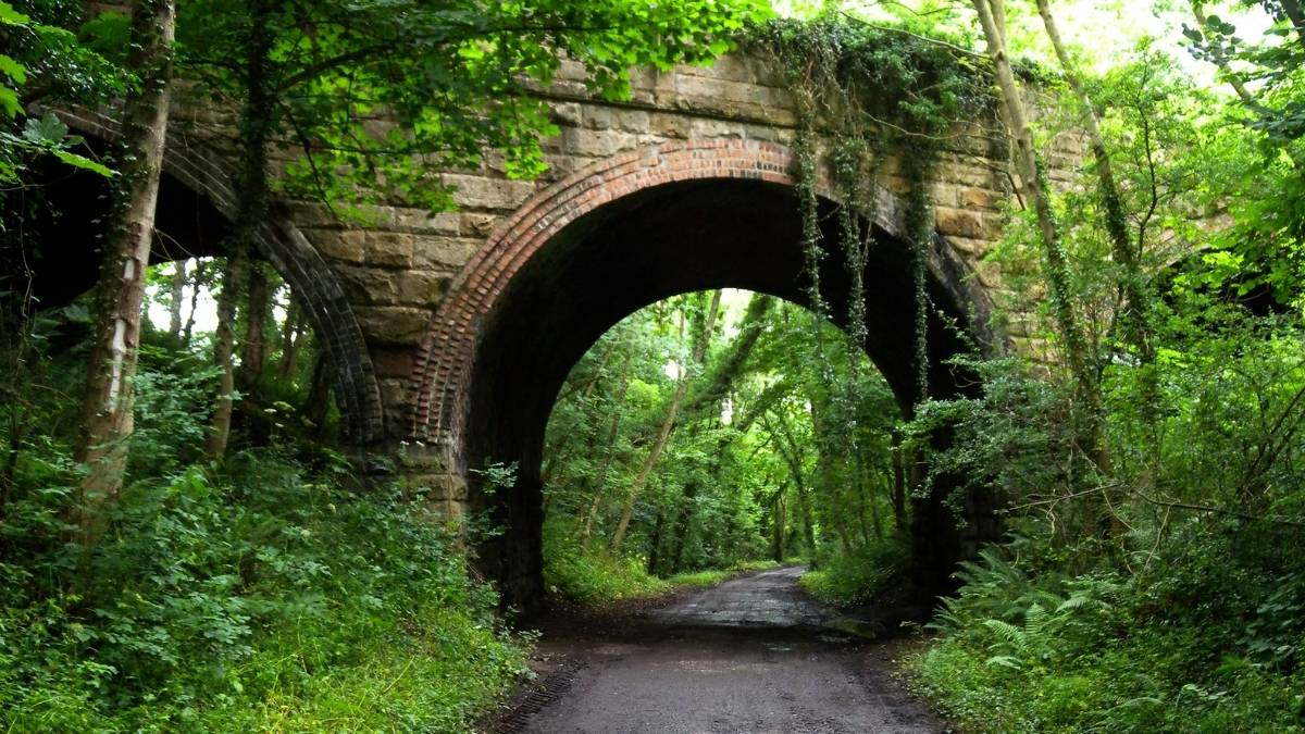 The Cinder Track, Whitby To Scarborough