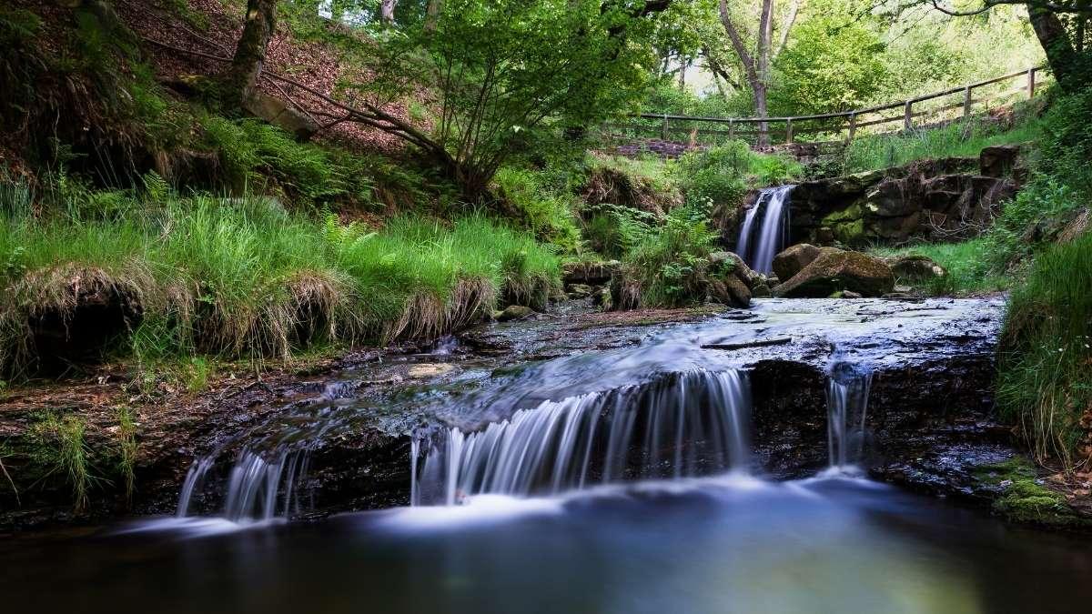 Blow Gill Waterfall